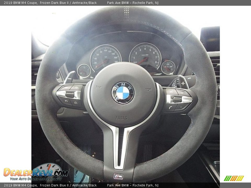 2019 BMW M4 Coupe Steering Wheel Photo #22