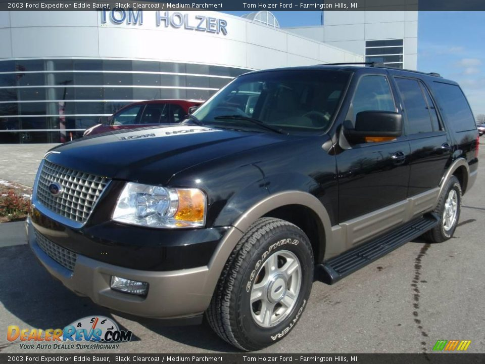 2003 ford expedition eddie bauer black clearcoat medium parchment. Cars Review. Best American Auto & Cars Review