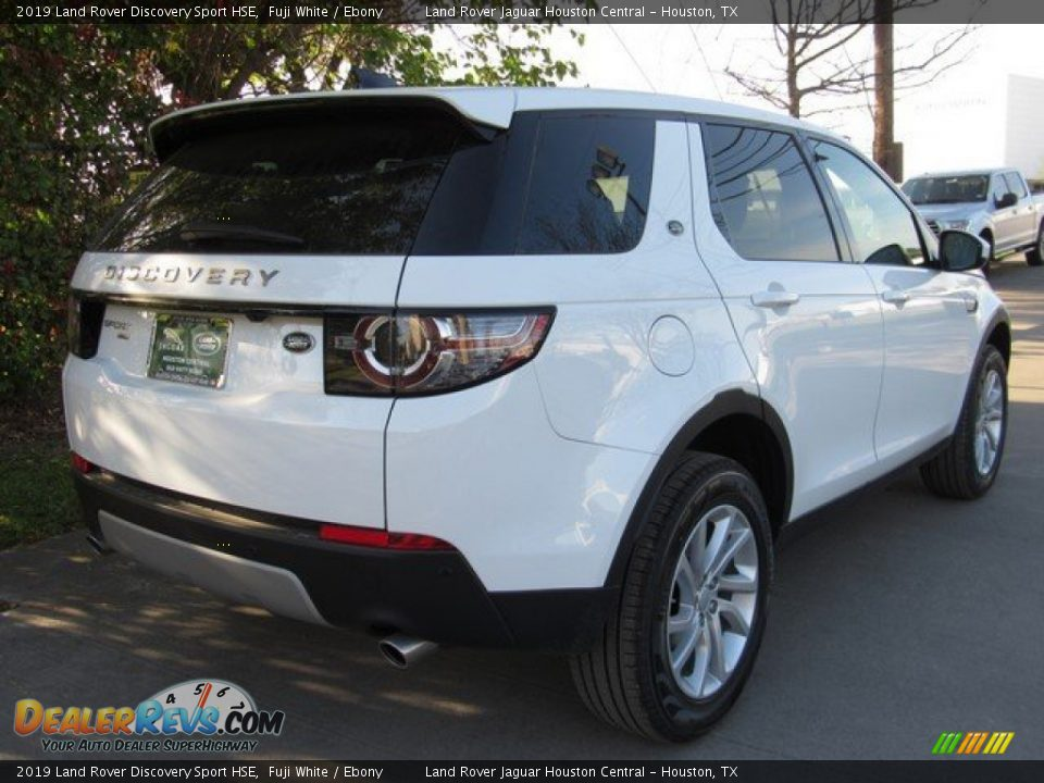2019 Land Rover Discovery Sport HSE Fuji White / Ebony Photo #7