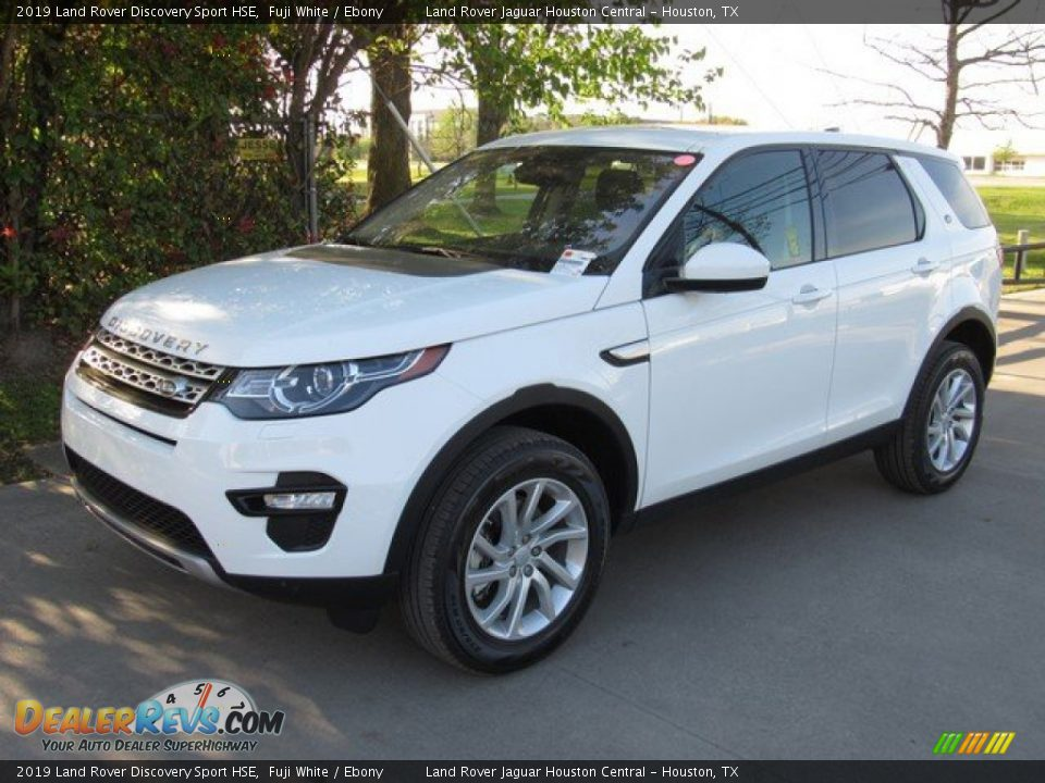 2019 Land Rover Discovery Sport HSE Fuji White / Ebony Photo #10
