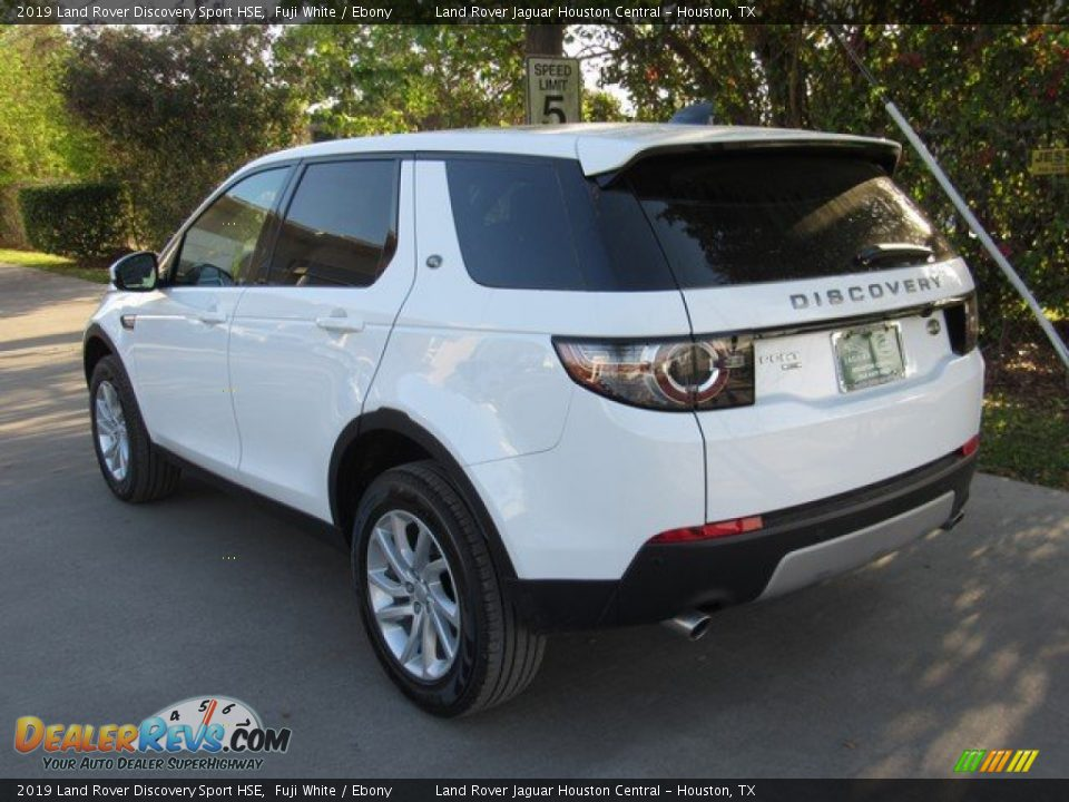 2019 Land Rover Discovery Sport HSE Fuji White / Ebony Photo #12