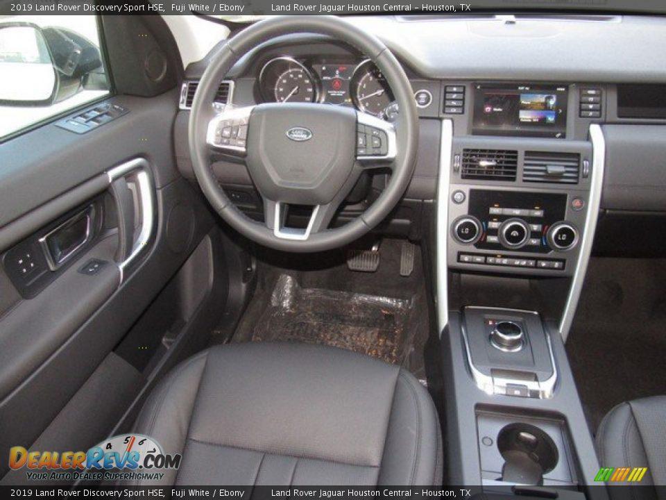 2019 Land Rover Discovery Sport HSE Fuji White / Ebony Photo #14