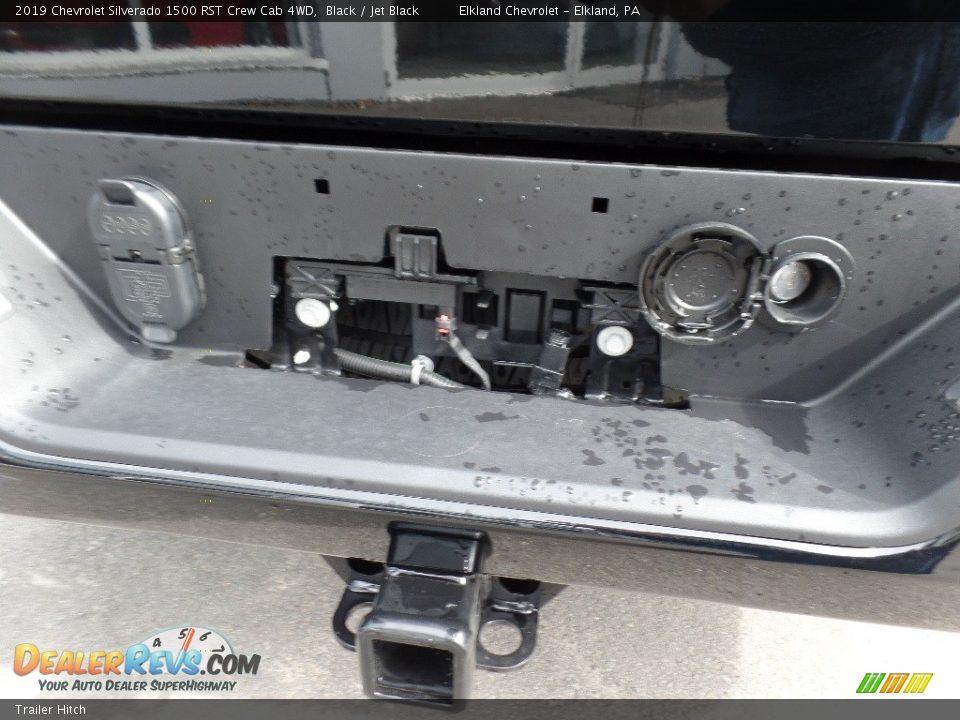 Trailer Hitch - 2019 Chevrolet Silverado 1500