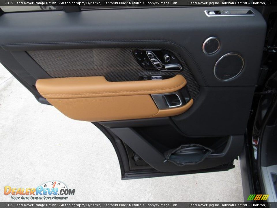 Door Panel of 2019 Land Rover Range Rover SVAutobiography Dynamic Photo #27
