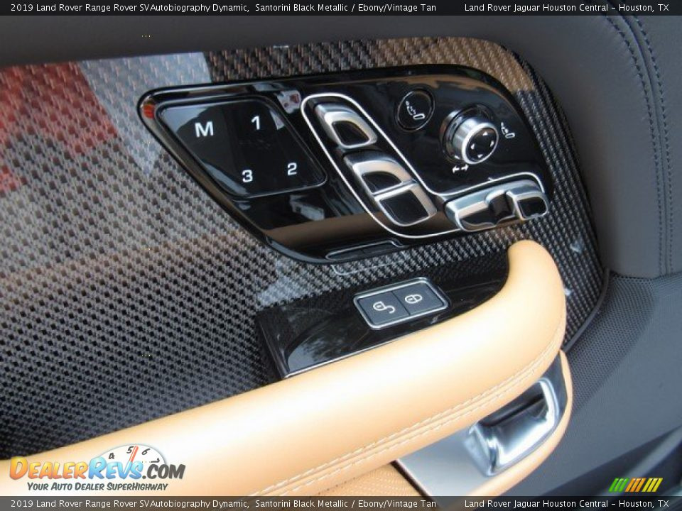 Controls of 2019 Land Rover Range Rover SVAutobiography Dynamic Photo #29