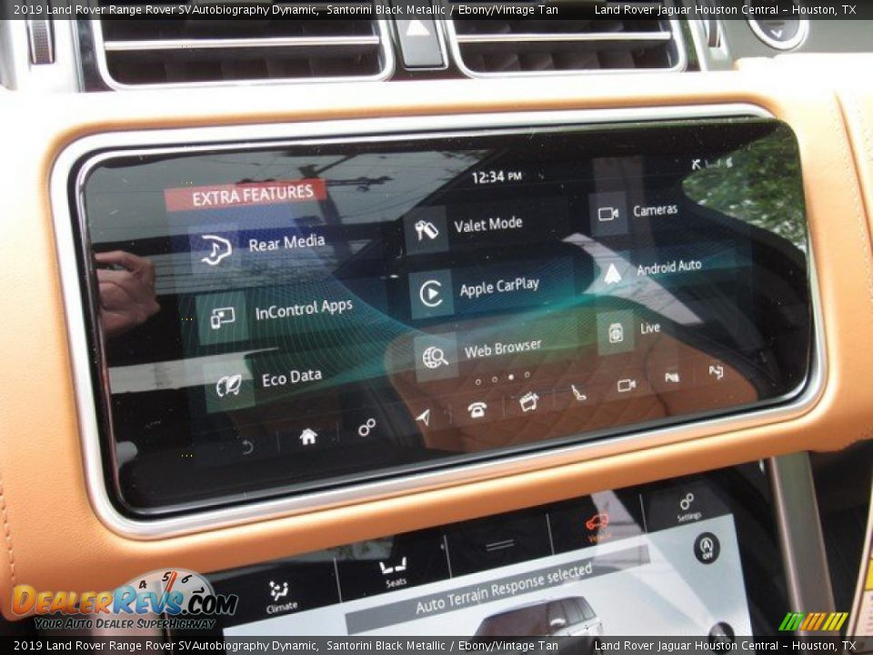 Controls of 2019 Land Rover Range Rover SVAutobiography Dynamic Photo #36
