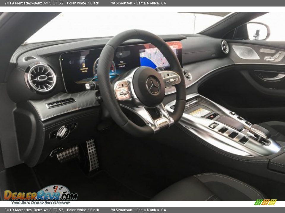 Controls of 2019 Mercedes-Benz AMG GT 53 Photo #4