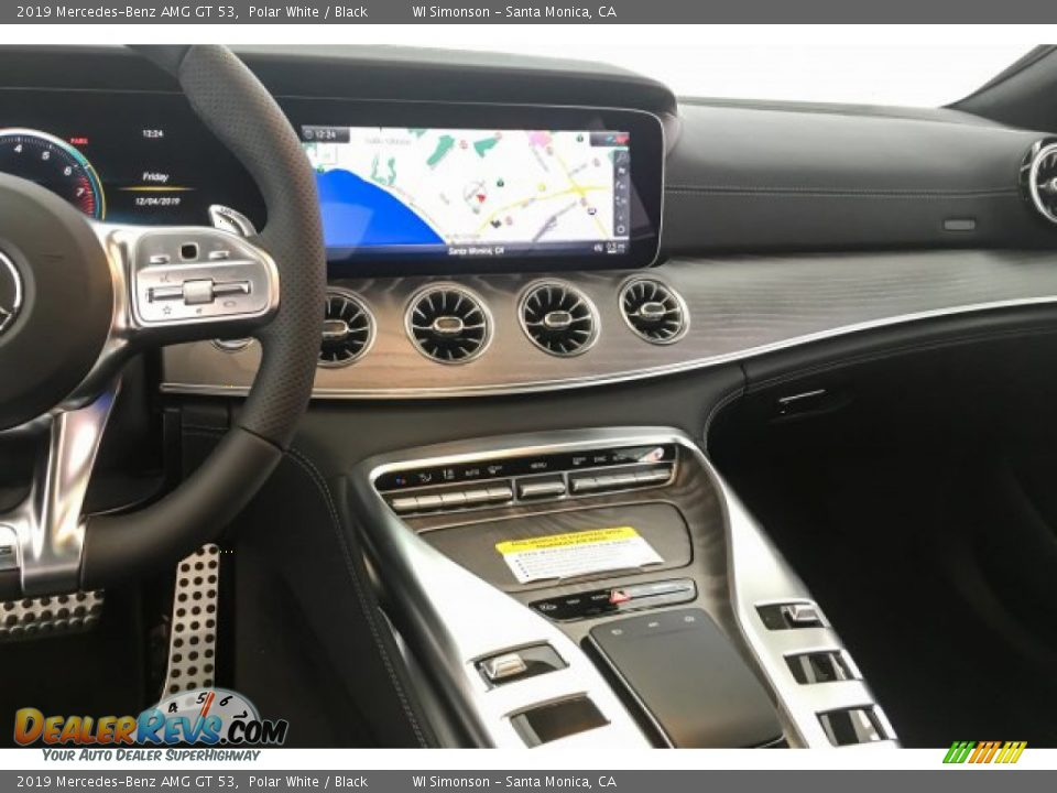 Dashboard of 2019 Mercedes-Benz AMG GT 53 Photo #6