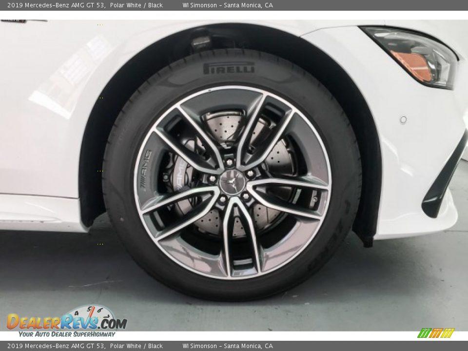 2019 Mercedes-Benz AMG GT 53 Wheel Photo #9
