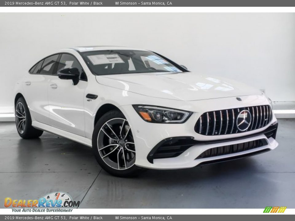 Front 3/4 View of 2019 Mercedes-Benz AMG GT 53 Photo #12