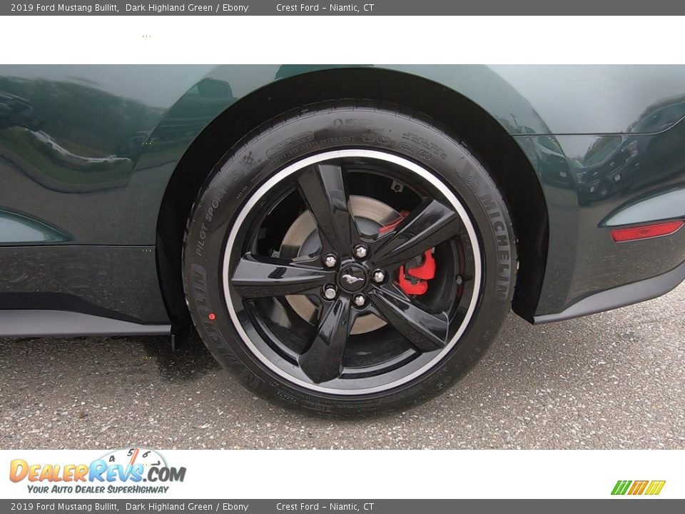 2019 Ford Mustang Bullitt Wheel Photo #20