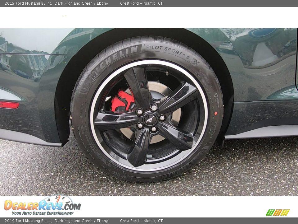 2019 Ford Mustang Bullitt Wheel Photo #22