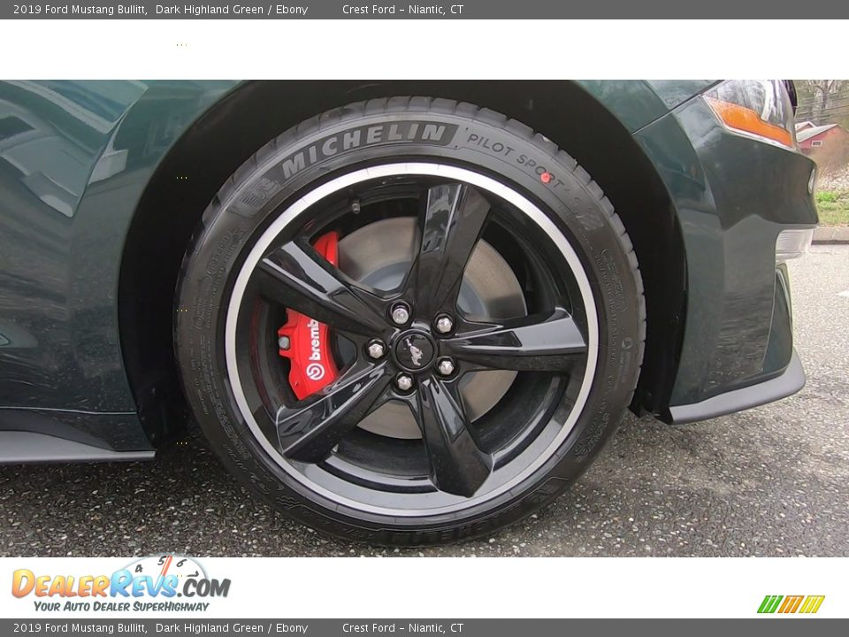 2019 Ford Mustang Bullitt Wheel Photo #25