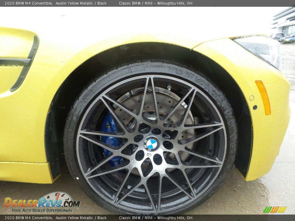 2020 BMW M4 Convertible Wheel Photo #2