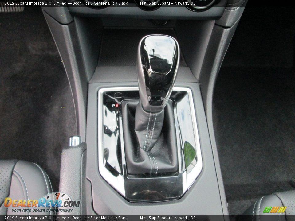 2019 Subaru Impreza 2.0i Limited 4-Door Ice Silver Metallic / Black Photo #27
