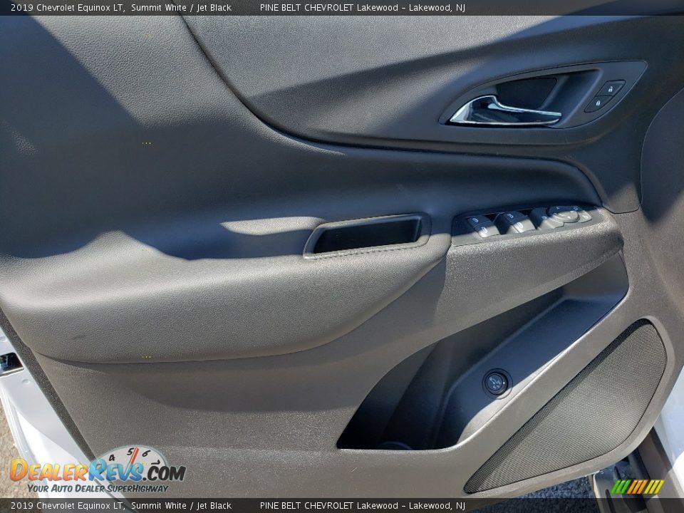 2019 Chevrolet Equinox LT Summit White / Jet Black Photo #8