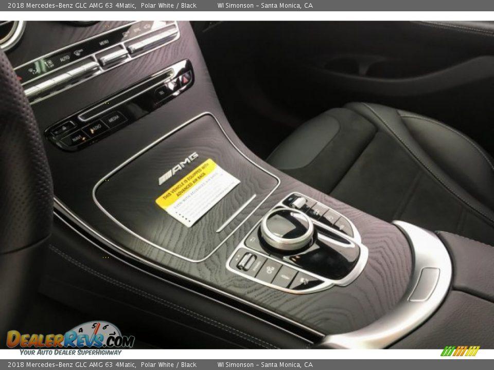 Controls of 2018 Mercedes-Benz GLC AMG 63 4Matic Photo #21