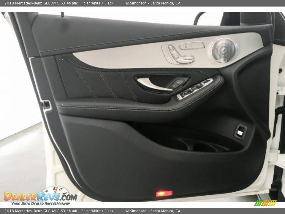Door Panel of 2018 Mercedes-Benz GLC AMG 63 4Matic Photo #24