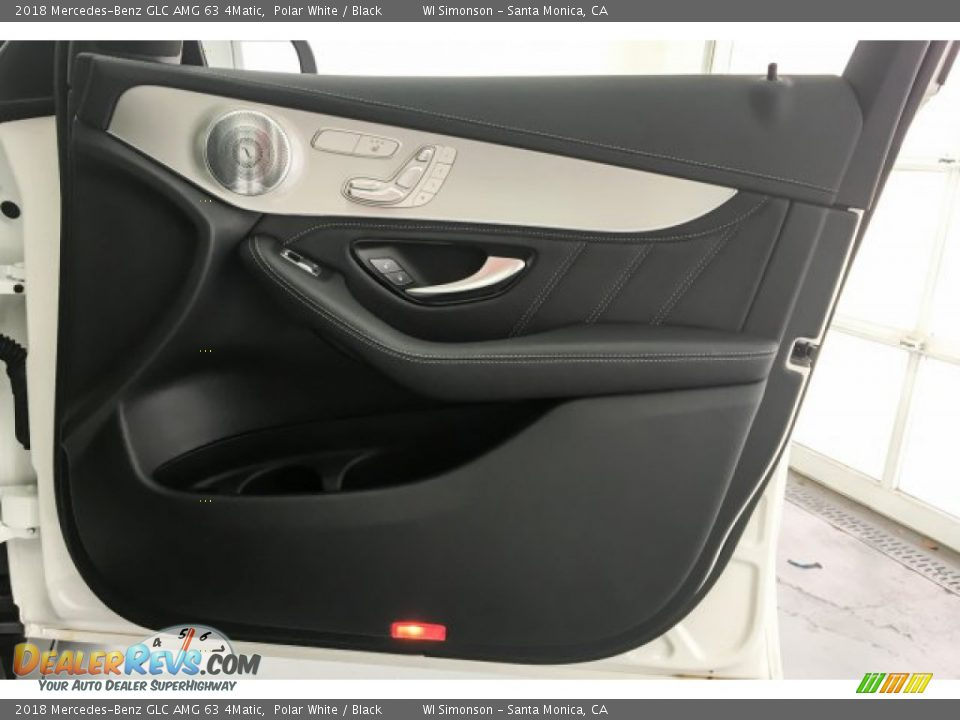 Door Panel of 2018 Mercedes-Benz GLC AMG 63 4Matic Photo #30