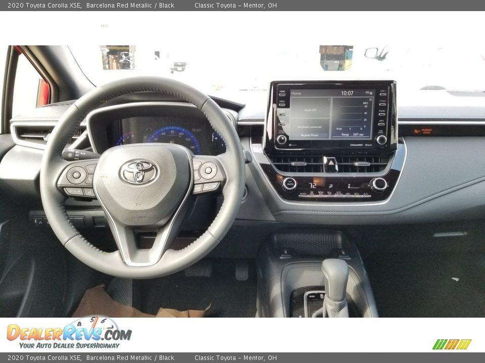 Dashboard of 2020 Toyota Corolla XSE Photo #4
