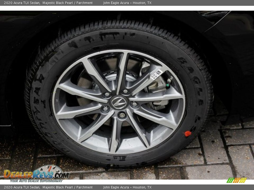 2020 Acura TLX Sedan Wheel Photo #11