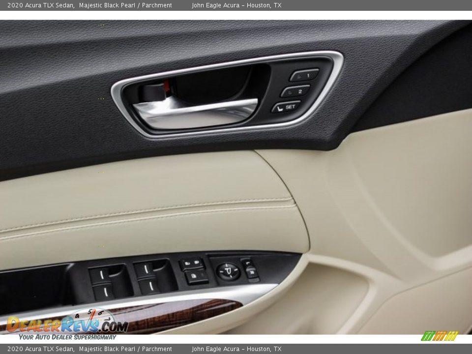 Controls of 2020 Acura TLX Sedan Photo #12
