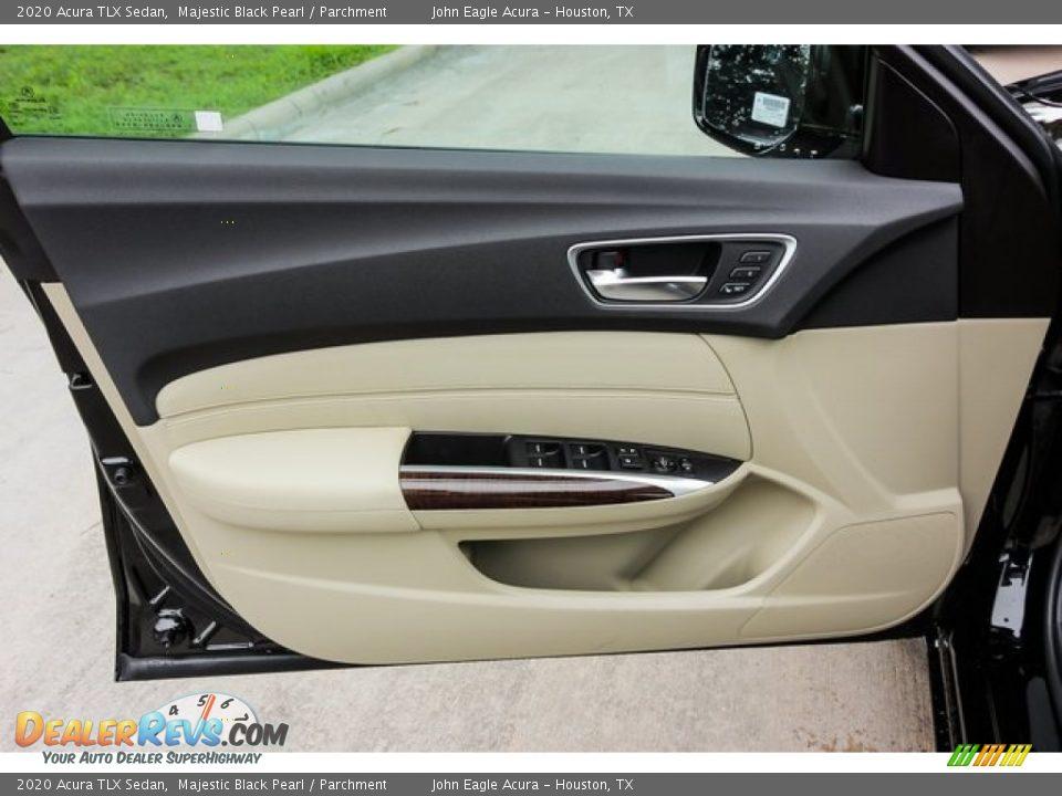 Door Panel of 2020 Acura TLX Sedan Photo #14