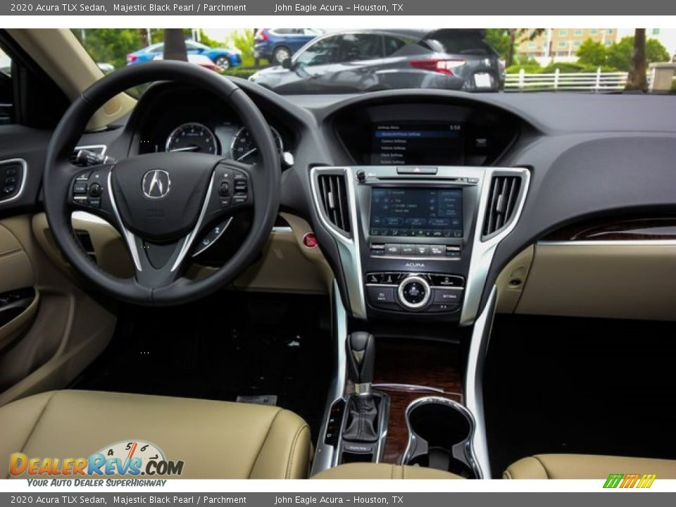 Dashboard of 2020 Acura TLX Sedan Photo #24