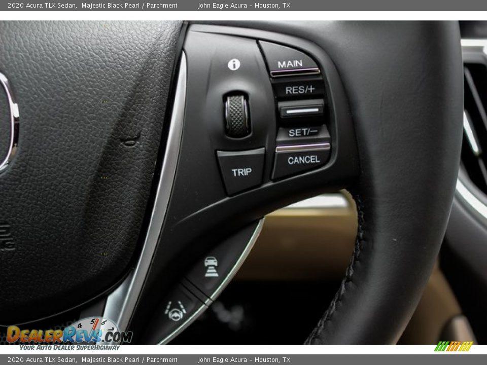 2020 Acura TLX Sedan Steering Wheel Photo #29