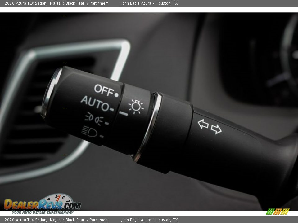 Controls of 2020 Acura TLX Sedan Photo #32