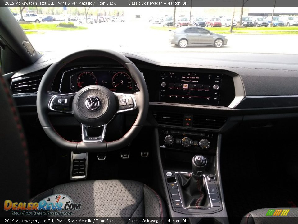 Dashboard of 2019 Volkswagen Jetta GLI Photo #4