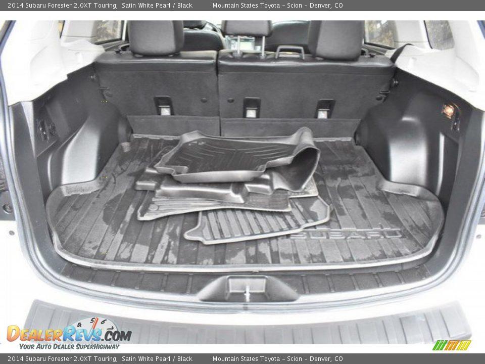 2014 Subaru Forester 2.0XT Touring Satin White Pearl / Black Photo #27