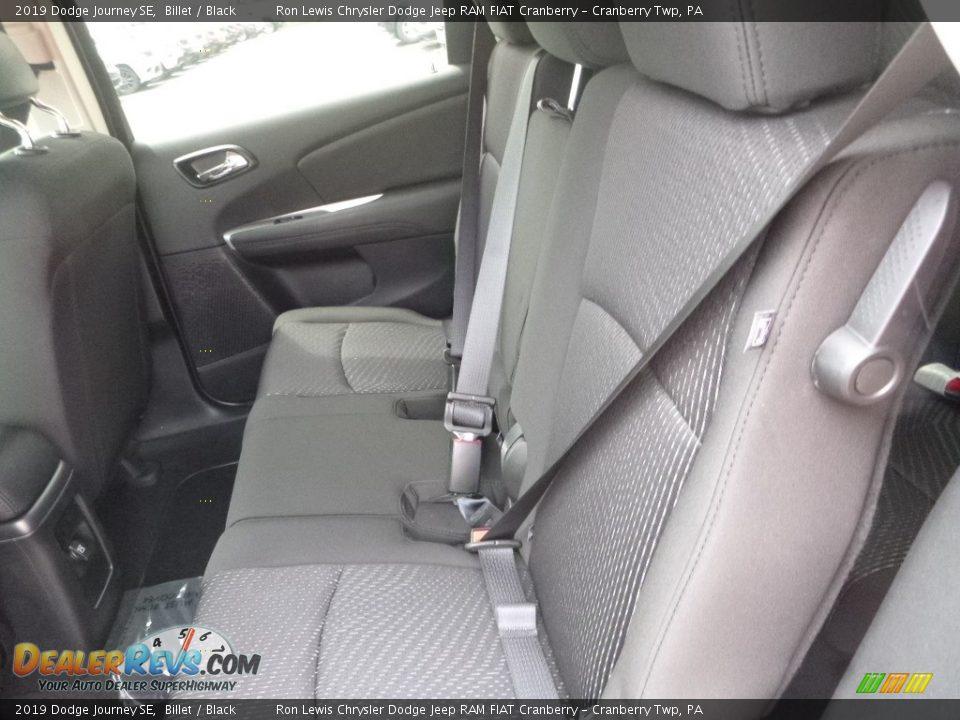 2019 Dodge Journey SE Billet / Black Photo #11