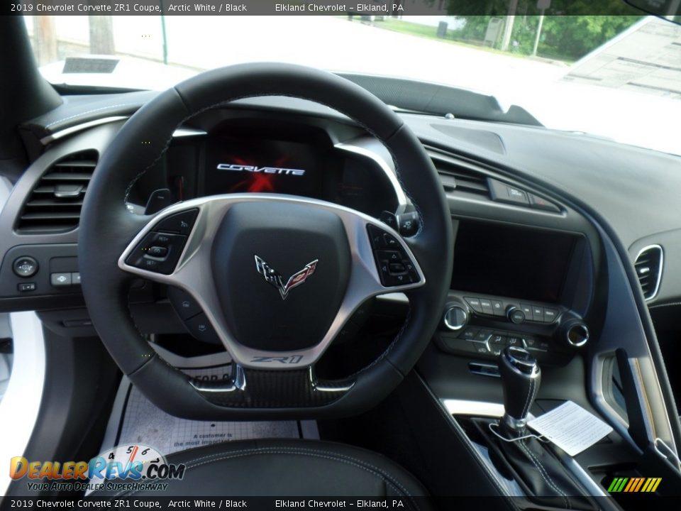 2019 Chevrolet Corvette ZR1 Coupe Steering Wheel Photo #24