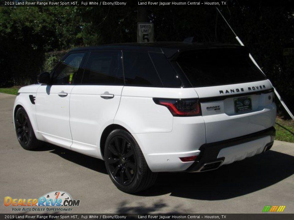 2019 Land Rover Range Rover Sport HST Fuji White / Ebony/Ebony Photo #12