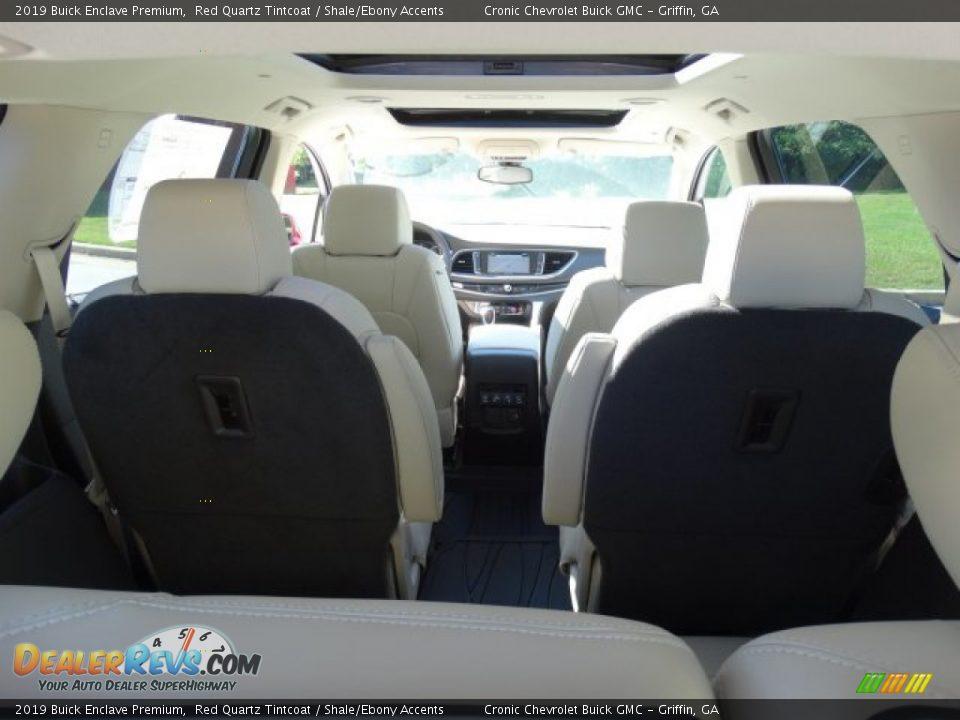 2019 Buick Enclave Premium Red Quartz Tintcoat / Shale/Ebony Accents Photo #27