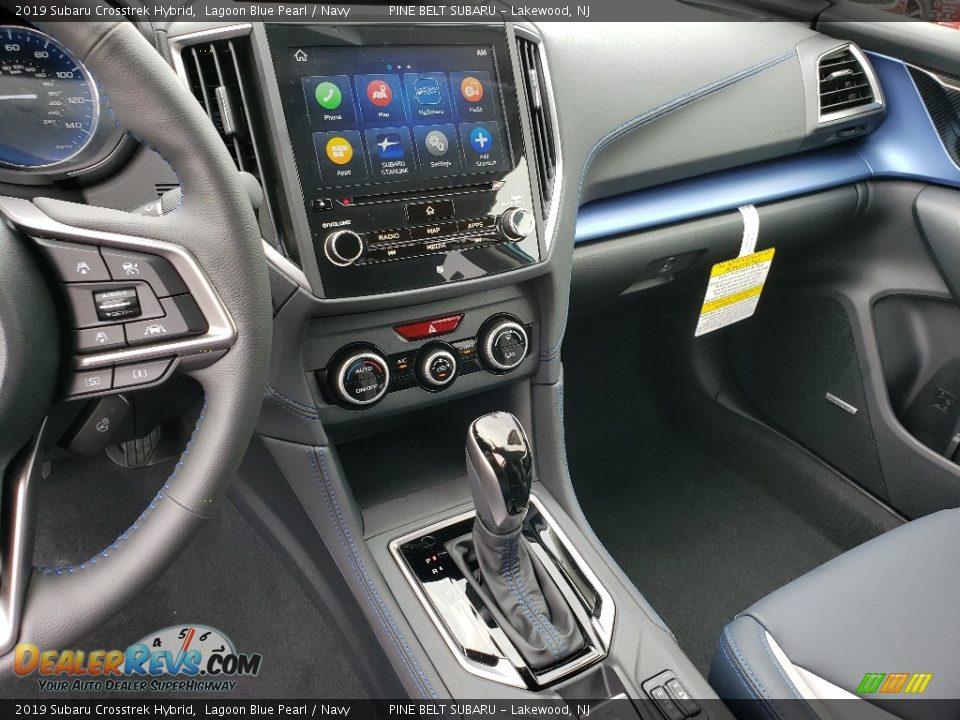 Controls of 2019 Subaru Crosstrek Hybrid Photo #10