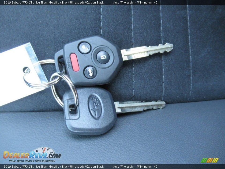 Keys of 2019 Subaru WRX STI Photo #20