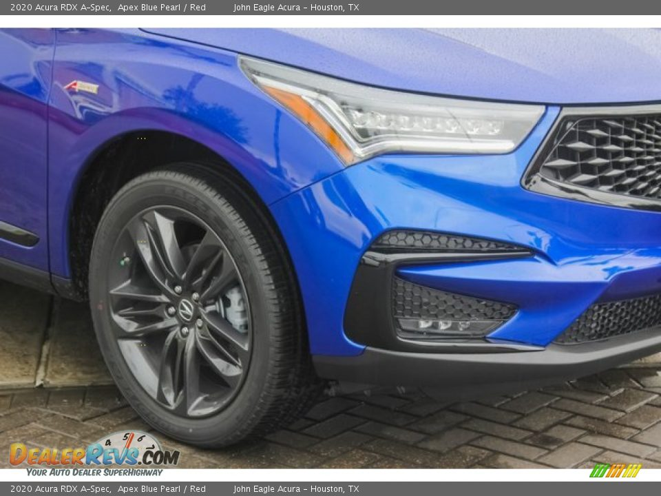 2020 Acura RDX A-Spec Wheel Photo #10