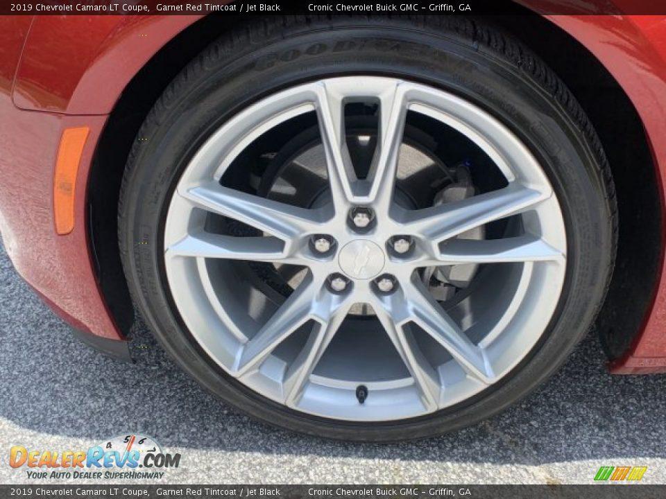2019 Chevrolet Camaro LT Coupe Wheel Photo #11