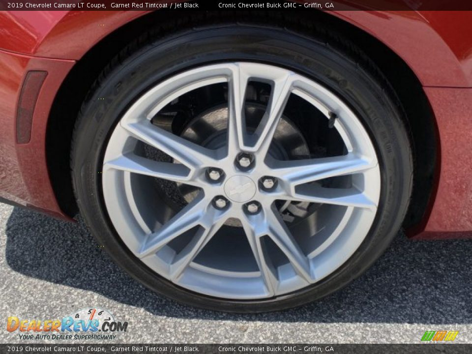 2019 Chevrolet Camaro LT Coupe Wheel Photo #16