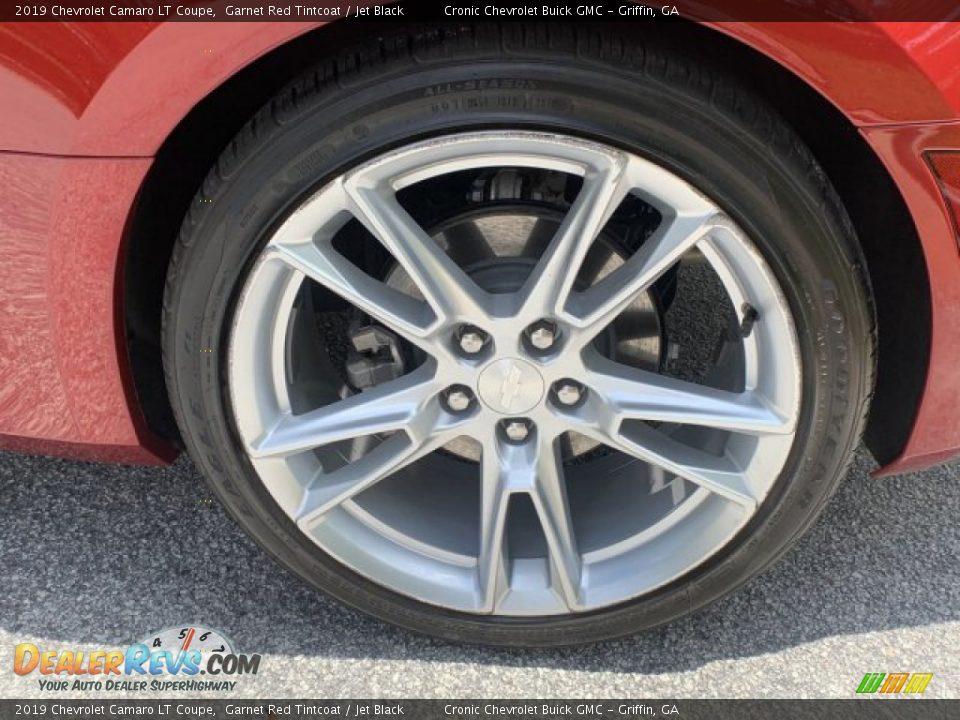 2019 Chevrolet Camaro LT Coupe Wheel Photo #18
