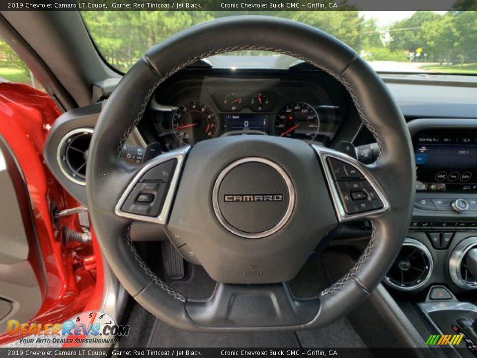 2019 Chevrolet Camaro LT Coupe Steering Wheel Photo #20