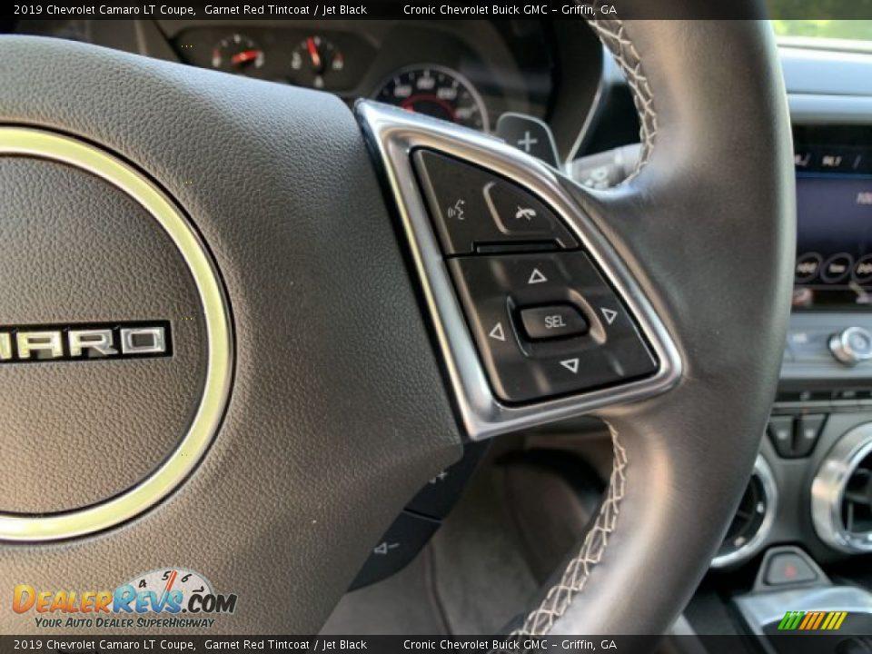 2019 Chevrolet Camaro LT Coupe Steering Wheel Photo #22