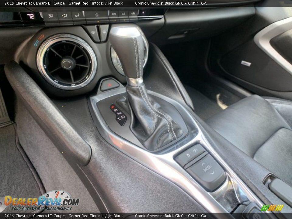 2019 Chevrolet Camaro LT Coupe Shifter Photo #27