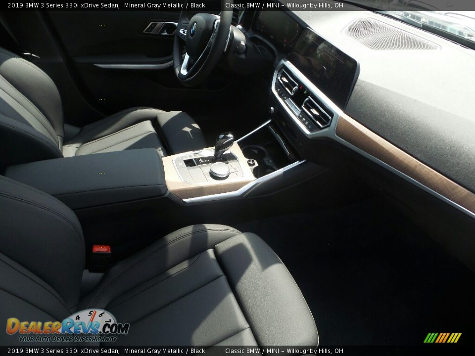2019 BMW 3 Series 330i xDrive Sedan Mineral Gray Metallic / Black Photo #3