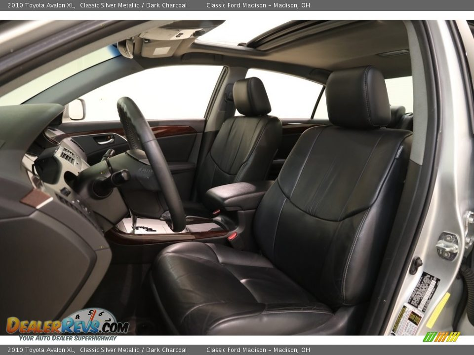 2010 Toyota Avalon XL Classic Silver Metallic / Dark Charcoal Photo #5
