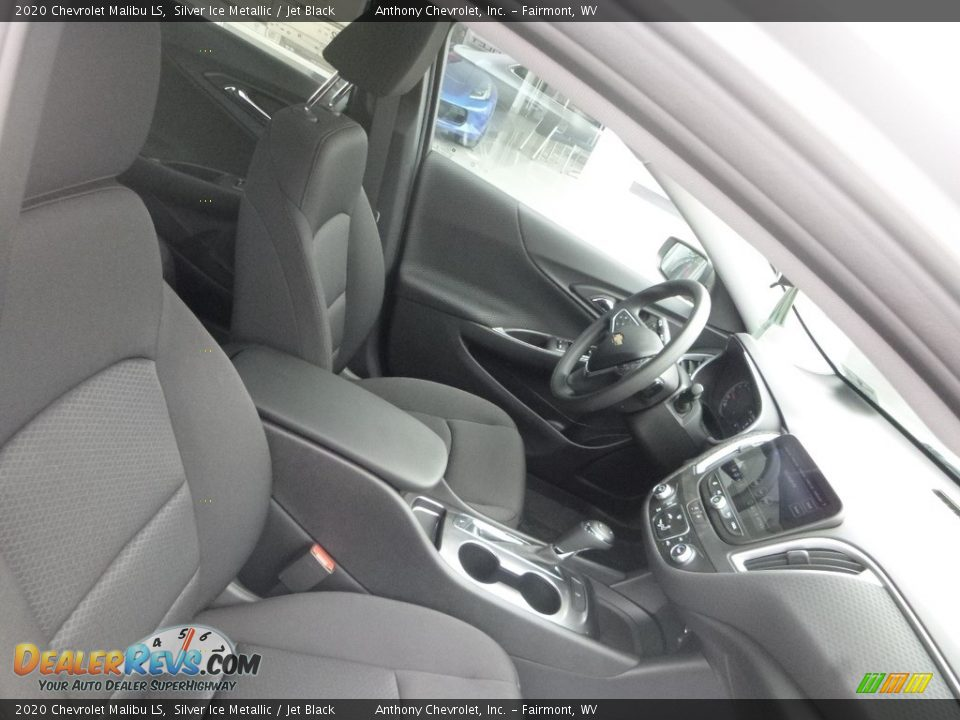 Front Seat of 2020 Chevrolet Malibu LS Photo #10