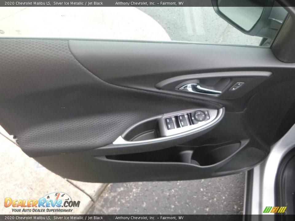 Door Panel of 2020 Chevrolet Malibu LS Photo #13