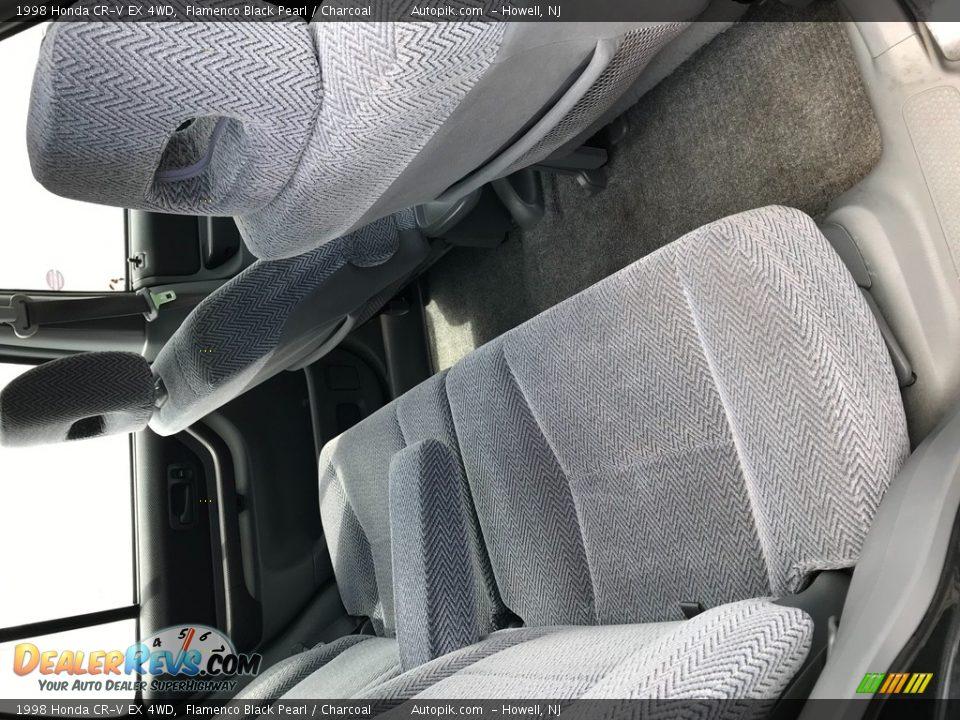 1998 Honda CR-V EX 4WD Flamenco Black Pearl / Charcoal Photo #6
